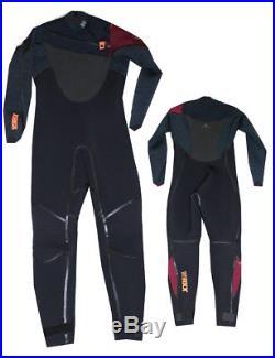 Jobe Yukon Fullsuit 5/3 mm Men Neoprenanzug Wetsuit Surf Kite Wakeboard Anzug RP