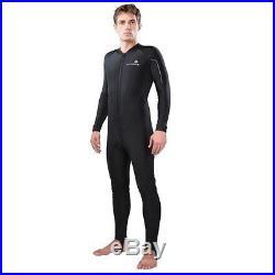 Lavacore Mens Full Suit Black Medium