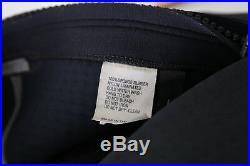 MATUSE Wetsuit Size Large Black Hoplite Full Suit Winter Surf 4/3/2 mm Back Zip