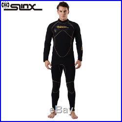 MENS Neoprene 5MM SCR Scuba Diving Wet Suit Full Body Wetsuit Snorkeling Surf