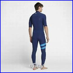 MFS0000540-4EU Mens Hurley Advantage Plus 2/2 MM Short Sleeve Full Suit