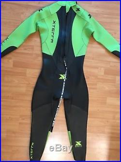 Marked down price! New Xterra Vivid Wetsuit Men's Medium Full Sleeve