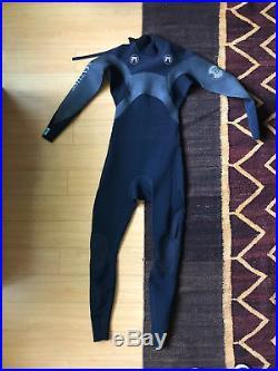 Matuse Hoplite Full 3/2/2 Mens Wetsuit Size MT Never Been Used