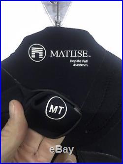Matuse Hoplite Full 4/3/2 MT