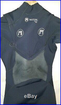 Matuse Tumo M Full 2mm Fullsuit Wetsuit