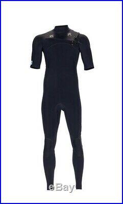 Matuse Tumo Short Sleeve Full Wetsuit Size Medium Short