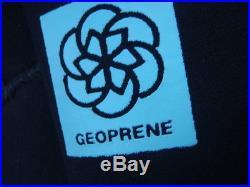 Matuse Wetsuit Tumo Geoprene Series 4/3 mm Full Large Short LS ChestZip FREEship