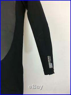 Men's O'Neill Epic 4/3 Back-Zip Full Wet-Suit, Size MT Black