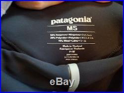 Men's Patagonia R3 4.5/3.5mm Full Wetsuit Chest Zip Size Medium Short