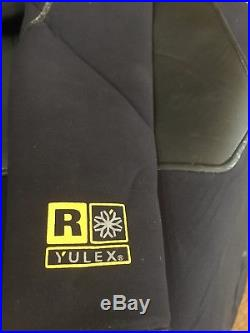 Men's Patagonia R3 Yulex Front-Zip Full Wetsuit Size Small