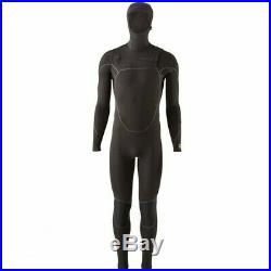 Men's R3 Yulex Front-Zip Hooded Full Suit, 4.5-3.5mm, size XL