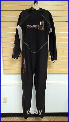 Men's Sharkskin Full Wetsuit (Neoprene Free) XXL