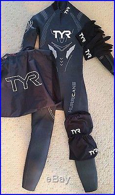 Men's TYR Hurricane Full Wetsuit Category 3