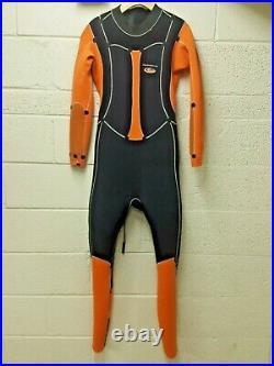 Men's blueseventy REACTION Full Sleeve Triathlon Wetsuit Larege USED