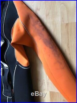 Mens Blueseventy Reaction Triathlon Swimming Wetsuit ML Medium Large Full Sleeve