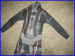 Mens Huub Arious 35 Triathlon Full Suit Wetsuit Size ML