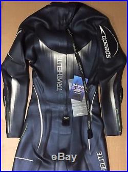 Mens' Speedo triathlete super elite Full Sleeved Wet Suit MT size