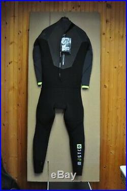 Mystic Majestic Full suit 4/3 mm Size Large Color Black -Grey