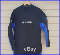 NEW Mens XCEL Hydro 5 4 3 MM Full Body Wetsuit SIZE 3XL XXXL MN543XA3 Scuba Dive