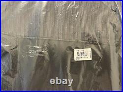 NEW O'Neill Men's Hyperfreak 3/2 mm Zipless Full Wetsuit Black LARGE