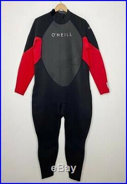 NEW O'Neill Mens Full Wetsuit Size 4XLS Reactor 3/2 4XL-Short