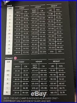 NEW Orca Mens 3.8 Full Triathlon Wetsuit Size 10 (XL-2XL) Retail $599
