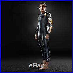 NEW Orca Mens Triathlon Wetsuit Size 10 (2XL) Razor Full Sleeve Retail $350