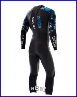 NEW Orca Mens Triathlon Wetsuit Size 7,11, MT Equip Full Sleeve
