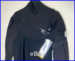 NEW Rip Curl Mens Full Wetsuit Size LT Large Tall 3/2 Sealed Chest Zip