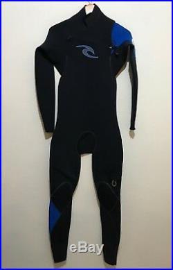 NEW Rip Curl Mens Full Wetsuit Size MT 4/3 E-Bomb CZ Retail $320