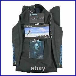 NEW Synergy 19E0346 Men's Volution Full Sleeve Triathlon Wetsuit in Black M1