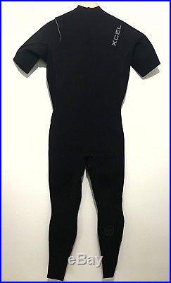 NEW Xcel Hawaii Mens Full Wetsuit Size XL Infiniti Comp 2.0 NWT Chest Zip SS