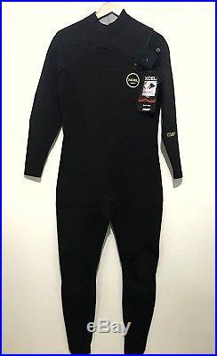 NEW Xcel Hawaii Mens Full Wetsuit Size XXL Comp 3/2 NWT Chest Zip 2XL