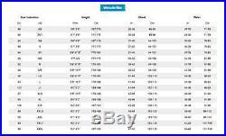 NP Nexus Semi-Dry Full Backzip 4/3 Kiteboarding Kitesurfing Wetsuit