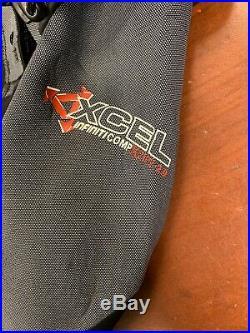 NWOT Xcel Hawaii Mens Full Wetsuit Size XL Infiniti Comp 2.0 Chest Zip SS