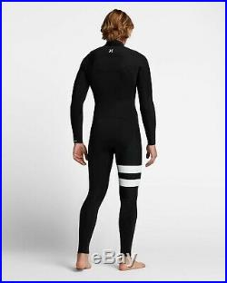 NWT Hurley Advantage Elite 3/3 Full Wet Suit Surfing Diving Large Short LS