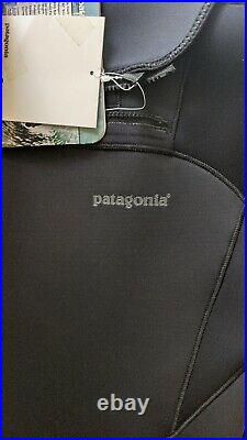 NWT Patagonia Men's R2 Front Zip Full Wetsuit Size MS MSRP $525