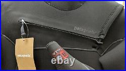NWT Patagonia Men's R4 Yulex Front Zip Hooded Full Wetsuit Size L MSRP $549