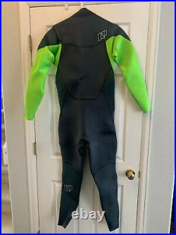 Neil Pryde Mission Front Zip Full Body Wetsuit 5/4/3mm Size 52 New with Tags
