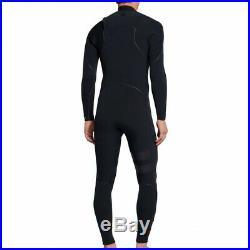 New $350 Men's Hurley Advantage Max Wetsuit 2/2 Full Suit Black Size Large