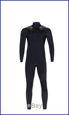 New Matuse Dante 3/2 Full Wetsuit Size Medium Short