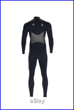New Matuse Tumo 4/3 Full Wetsuit Size Small