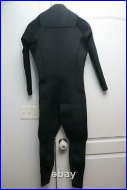 New Patagonia Surf Wetsuit Men's R2 Front Zip Full Medium Short Merino Wool 2mm