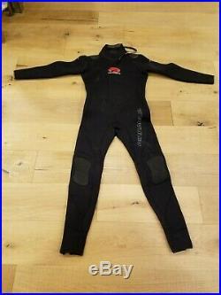 New Pinnacle CRUISER 7mm Scuba Diving full body Wet Suite Men's size XXL 2XL