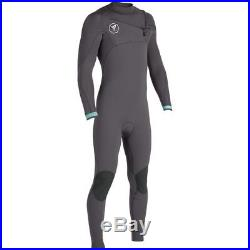 New Vissla 7 seas 3/2 Full Mens WetSuit-Mens /XL/Dark Grey