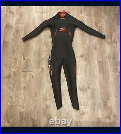 New Xterra Mens Triathlon Full Wetsuit Size MLO (Medium Long) Vector Pro
