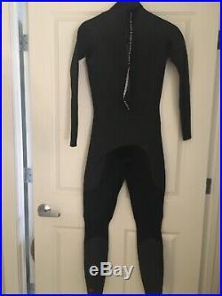 Nineplus Mens 4/3 Wetsuit Retro Full Suit