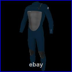 ONeill 4/3 Epic Winter wetsuit Chest Zip Mens Full length Wetsuit -2021 Abyss
