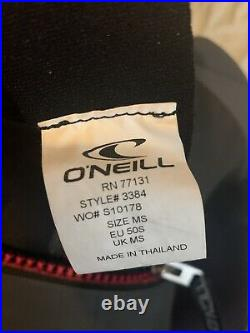 ONeill Heat wetsuit full-length MS mens 5/3 excellent condition