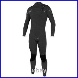 ONeill Psycho One 3/2 Chest Zip Mens Full Length Wetsuit Acid Wash